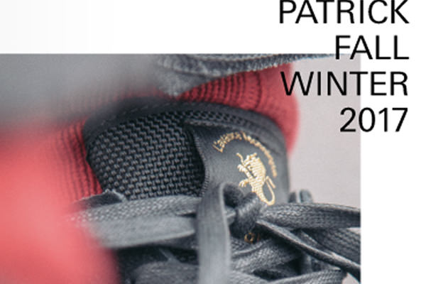 PATRICK FW2017 LOOKBOOK